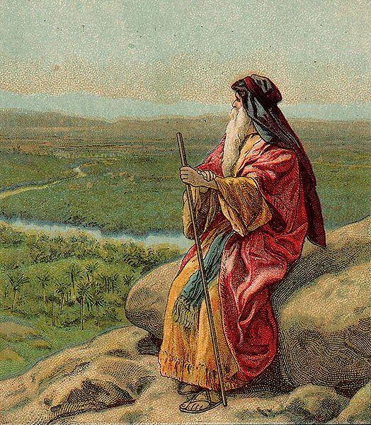 LUB NTSIAB NTAWM TXOJ KEV NTSEEG KAS TOS LIV Moses-nebo